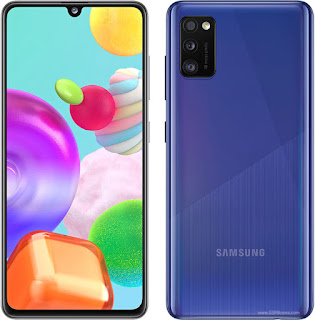 Samsung Galaxy A41 Full Phone Specification Price and Launch Date in India