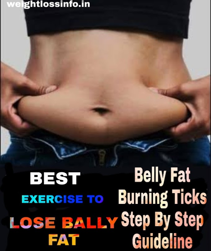 5 Best Exercise for Lose Belly Fat