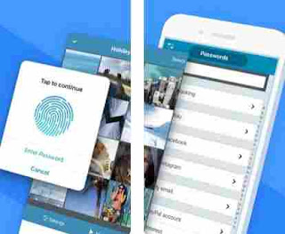 Aplikasi Pengunci Galeri iPhone