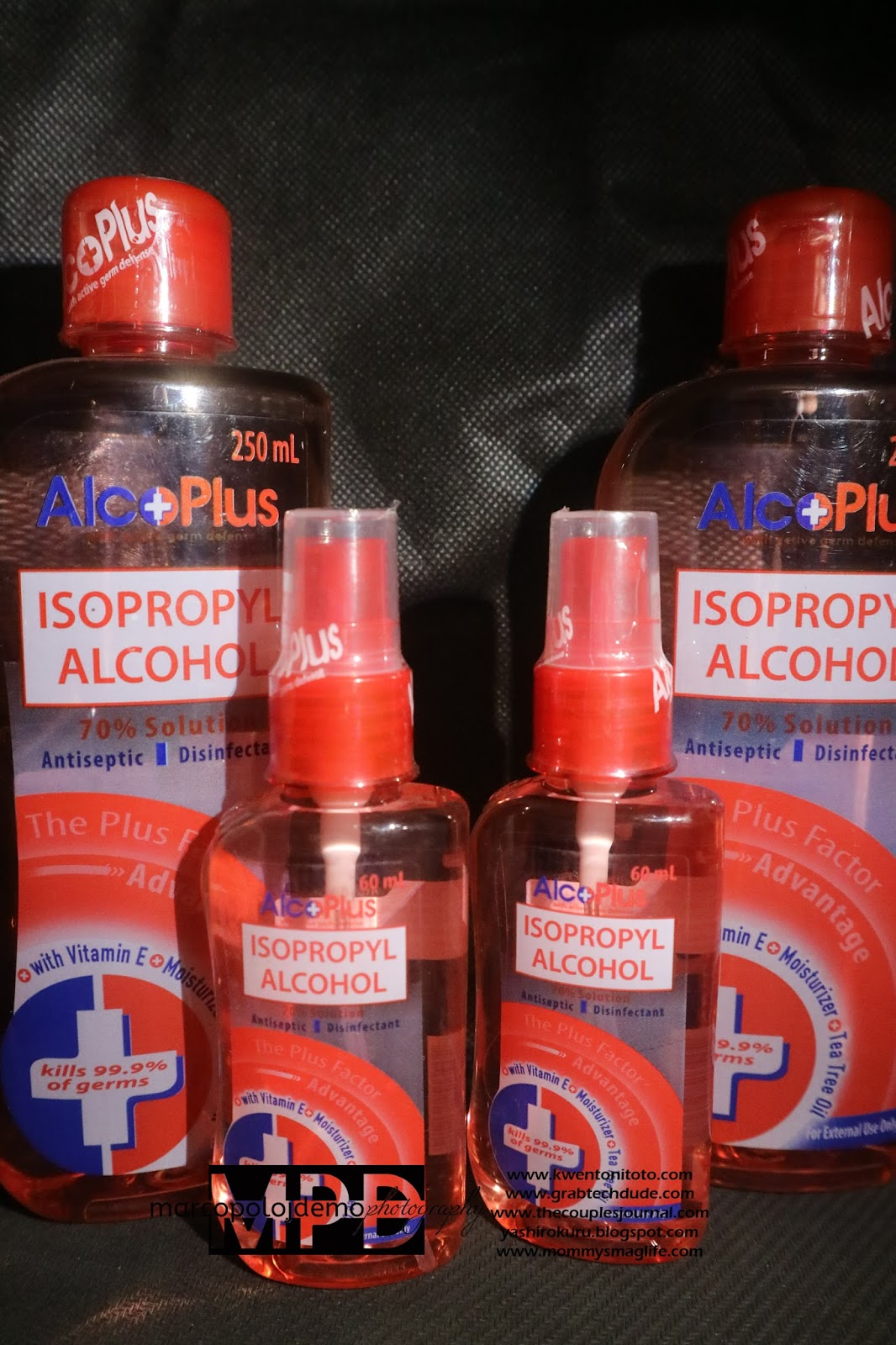Alcoplus Rubbing Alcohol, Your Protection Against Germs and