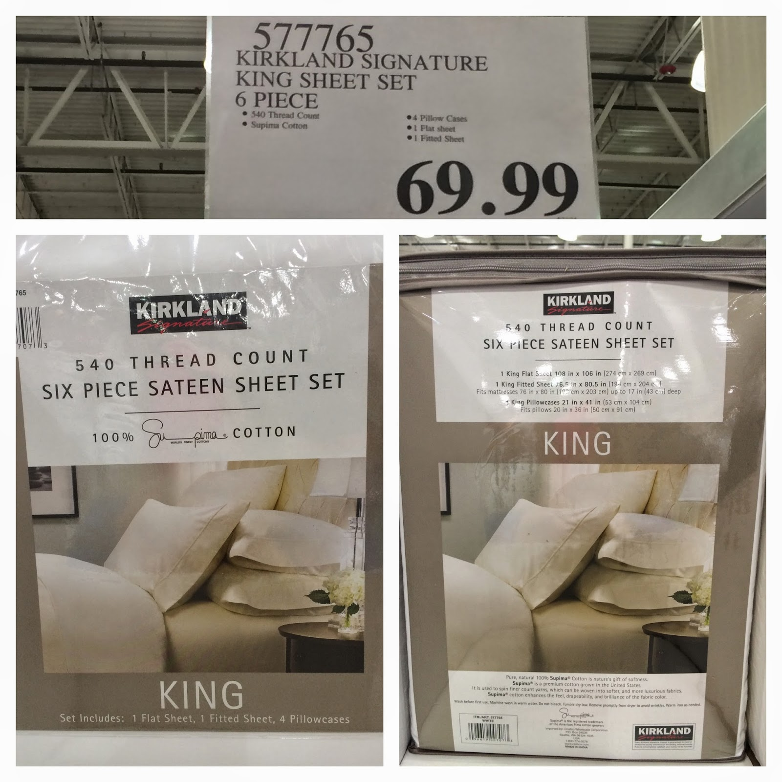 kirkland signature by costco is lacking