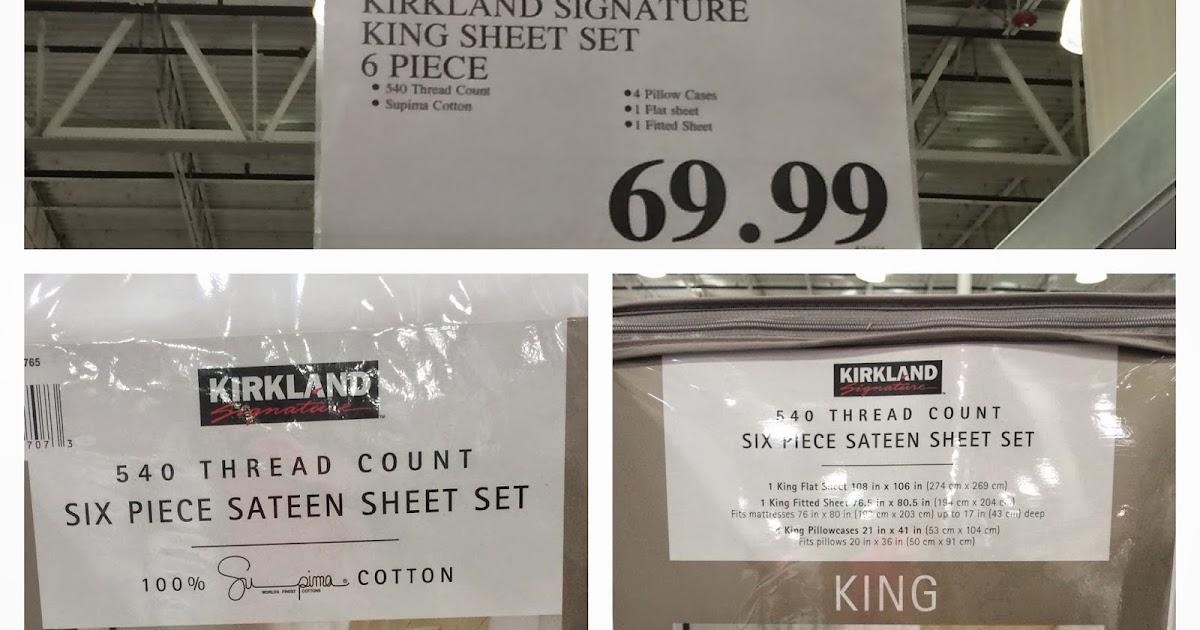 the costco connoisseur kirkland signature by costco is lacking in the bedroom