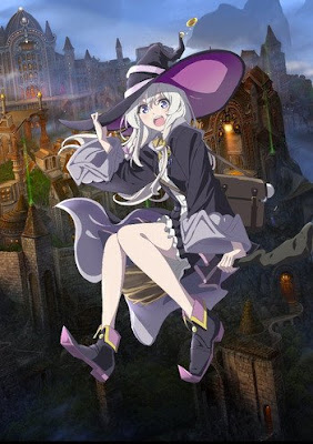 Anime: Wandering Witch - Majo no Tabitabi tendrá adaptación anime
