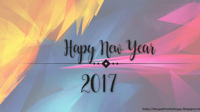 2017 New Year Celebrations