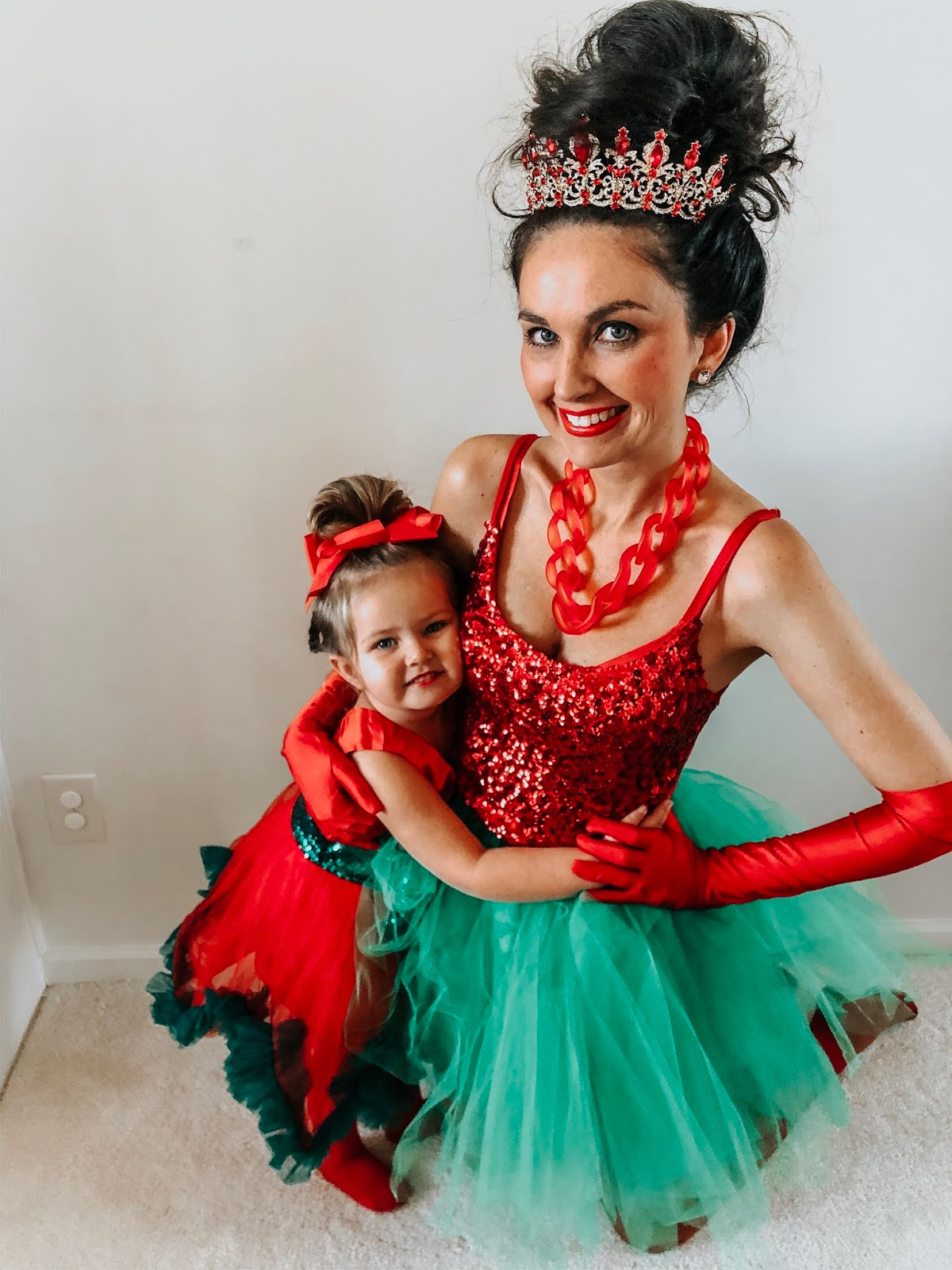 Cindy Lou Who & Martha May Who - Halloween 2019