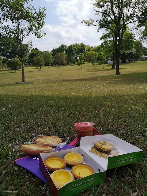 picnic at Sembawang Park