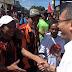 Kunjungi Dairi, Sihar dan Anggota PP Foto Bareng dengan Suasana Penuh Keakraban