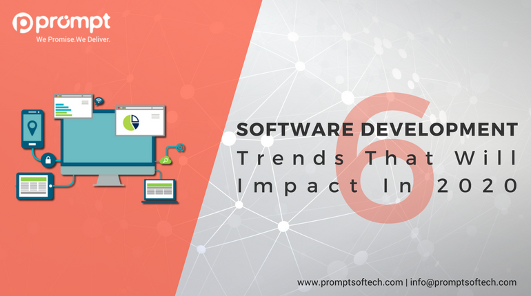 6 Software Development Trends That Will Impact In 2020