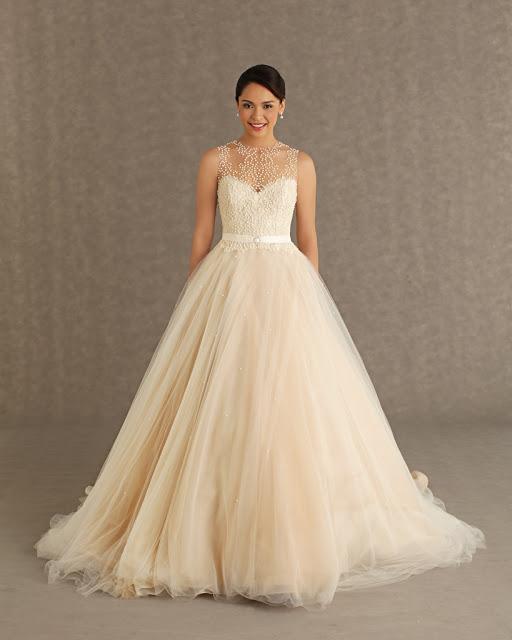 Veluz Wedding Gown Price: Veluz Ready To Wear 2013 Wedding Gown Collection