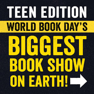 Book News World Book Day is 20 years old in 2017 - World Book Day YA Event Waterstones London- 1st March 2017