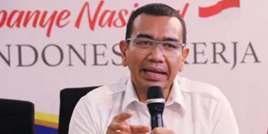TKN Sebut Kubu Prabowo-Sandi Panik Paksa Jokowi Cuti