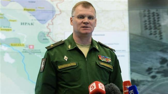 Russia's military announces deal on safe zone in Syria's Homs