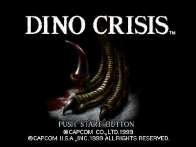 【PS】恐龍危機1修改Hack版(Dino Crisis),經典冒險動作!