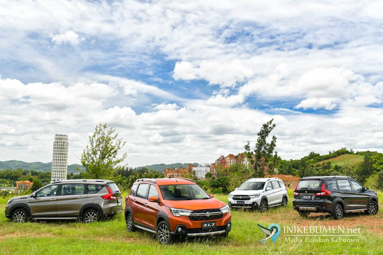 Produk Suzuki Dukung Pemulihan Ekonomi Indonesia Melalui Pasar Ekspor