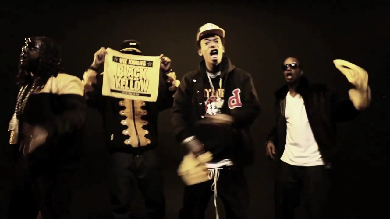 7690c296783 Wiz Khalifa - Black And Yellow  G-Mix  ft. Snoop Dogg