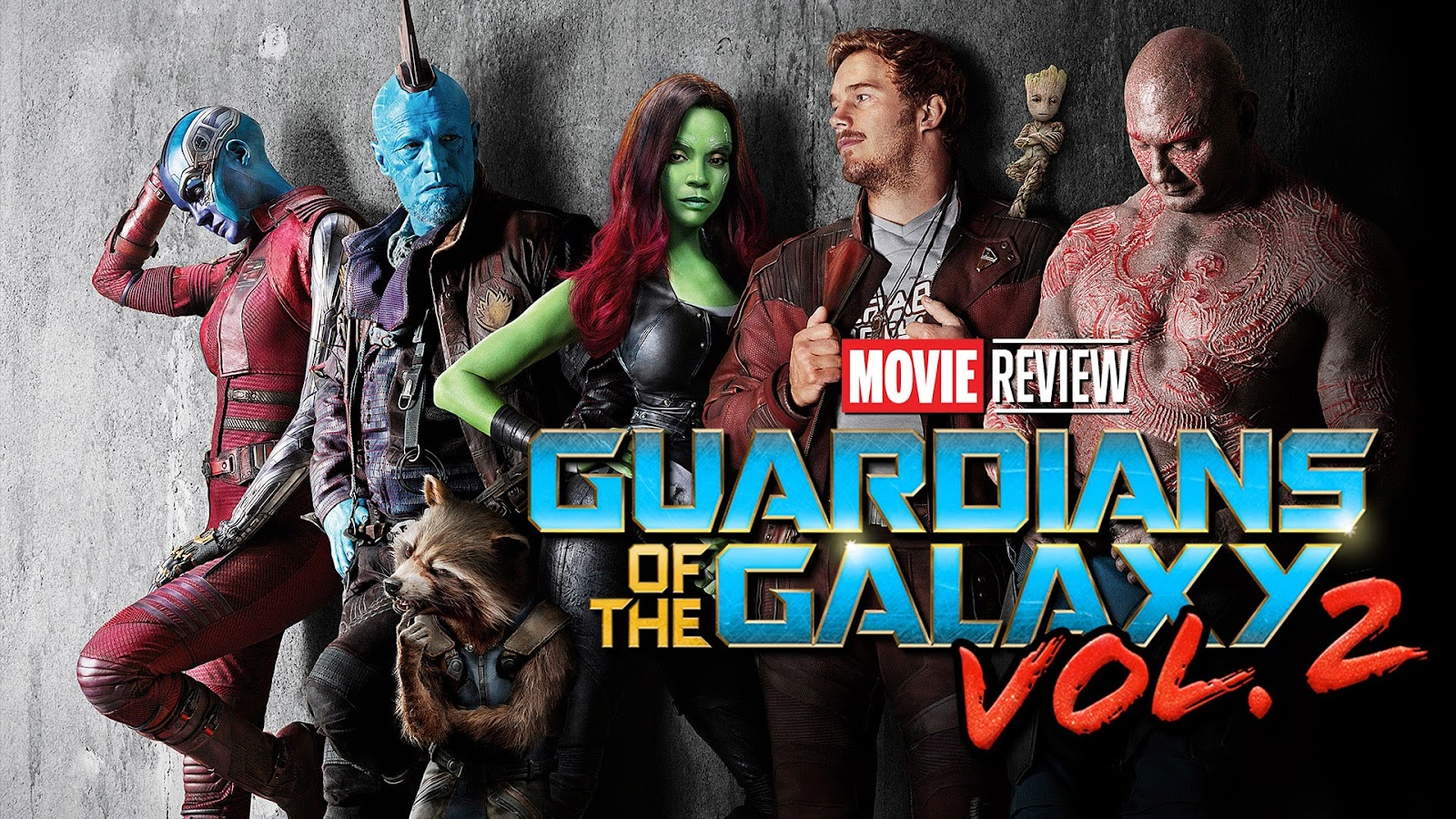 movie review GUARDIANS OF THE GALAXY VOL. 2 podcast