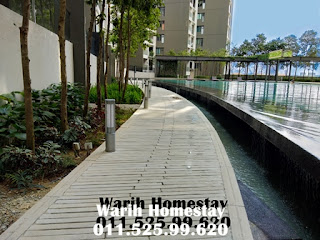 Warih-Homestay-Beautiful-Swimming-Pool