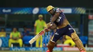 Andre Russell 54 vs Chennai Super Kings Highlights