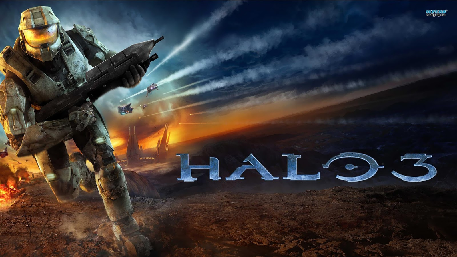 MCC Halo Wallpaper HD - Pics about space