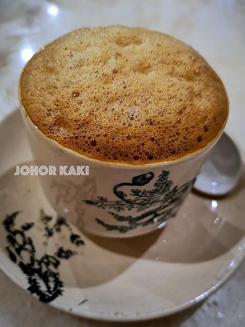 Breakfast @ Kedai Kopi Keng Nam 瓊南茶餐室. The Quintessential Ipoh Coffee Shop