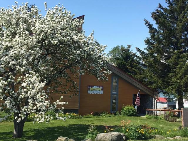 Sheldon Museum in Haines, Alaska