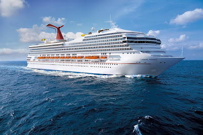 Carnival Cruises' Renovated Carival Victory to emerge as the Carnival Radinace sailing from New Yorkto the Caribbean, Bahamas, New England, Canada