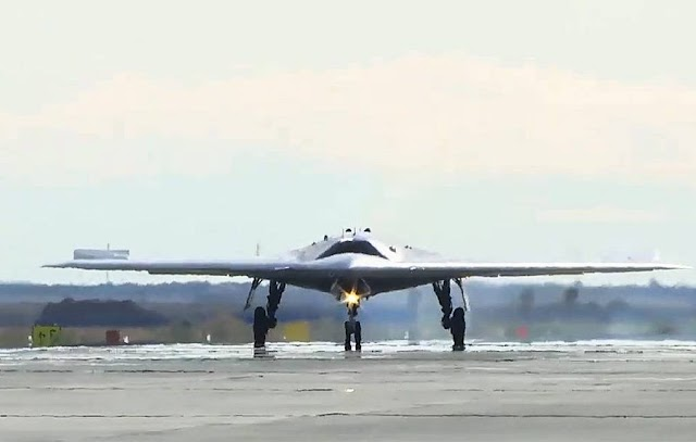 Russia's top brass to insure latest stealth drone 'Okhotnik' for over $18 mln