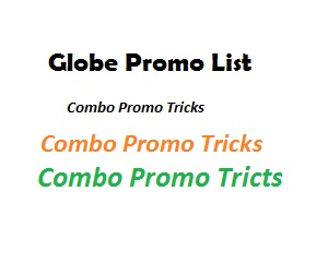 Globe Promos Call Text Internet