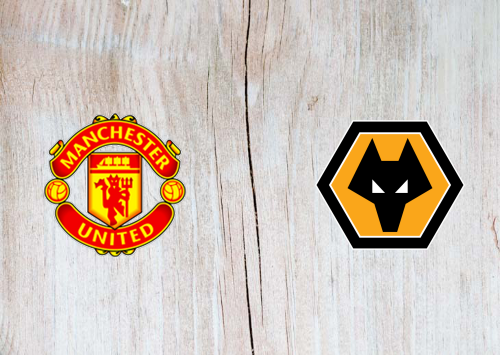 Manchester United vs Wolverhampton Wanderers -Highlights 15 January 2020
