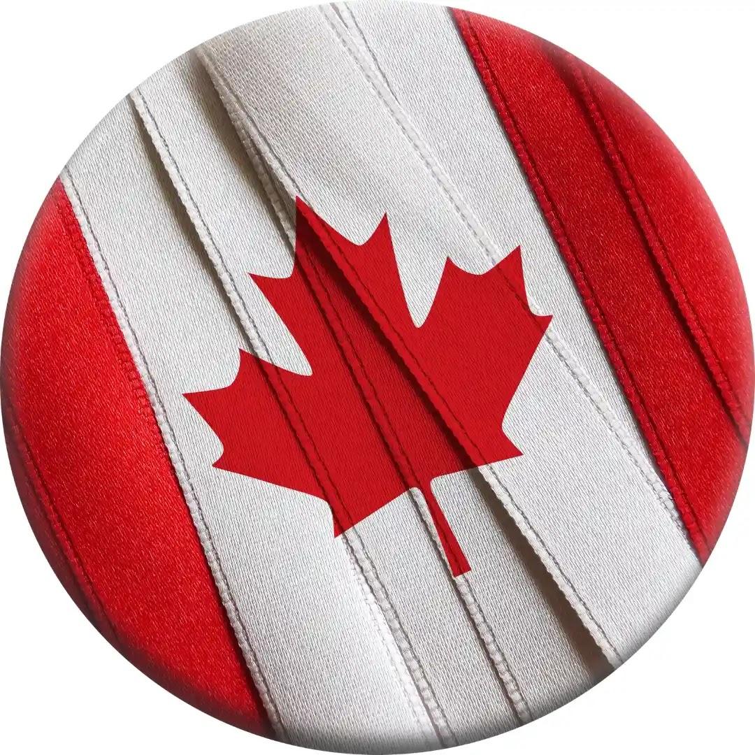 Canada flag logo image