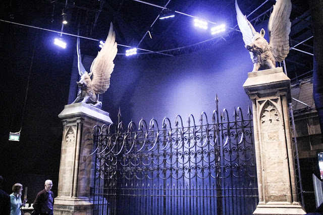 Portail Poudlard Harry Potter