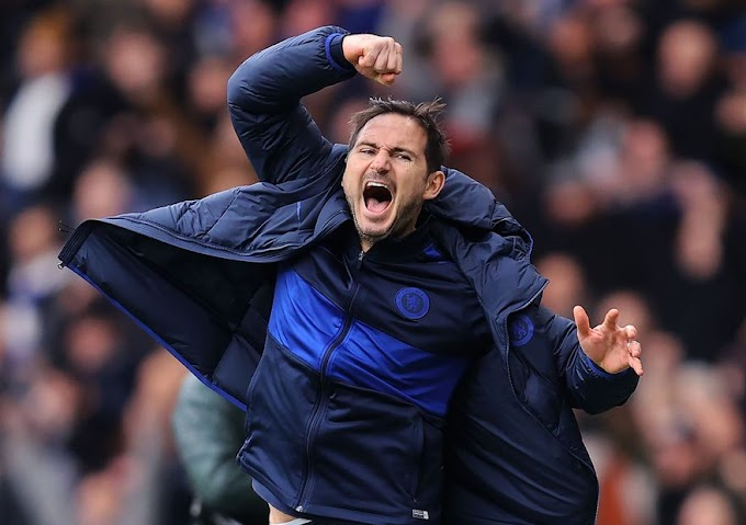 Frank Lampard reason for a different approach versus Man United