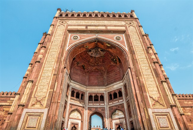 Buland Darwaza standingTall and Majestic