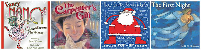 popular christmas stories, popular christmas books, popular children christmas books