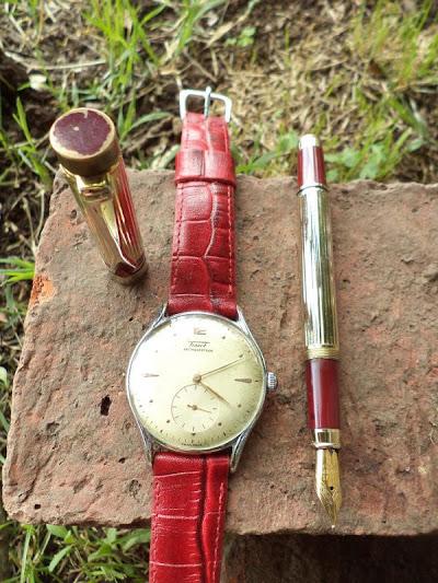 Reloj y Estilográfica Copados mes de Octubre