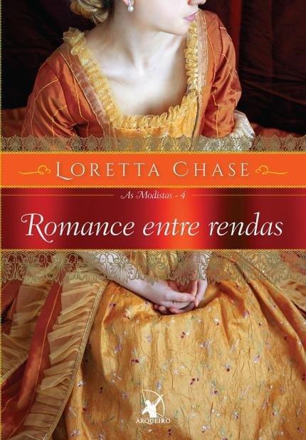 [Resenha] Romance Entre Rendas