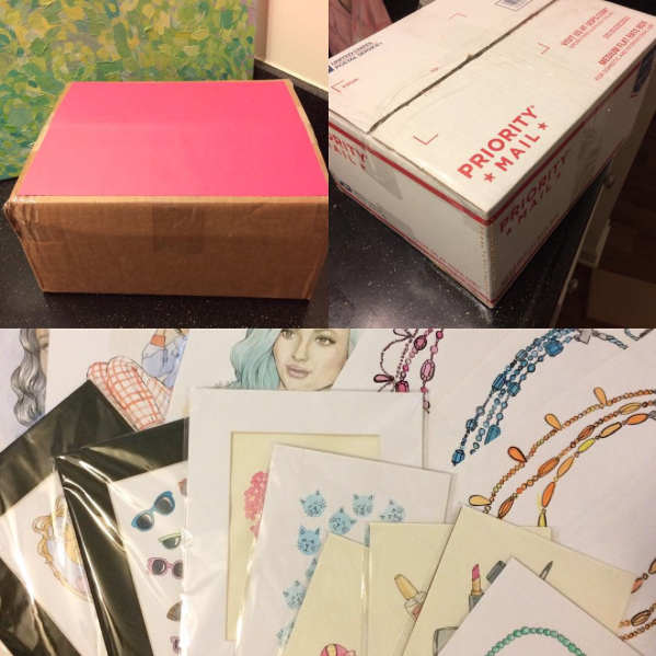 The Spinsterhood Diaries My Very First Mystery Boxes