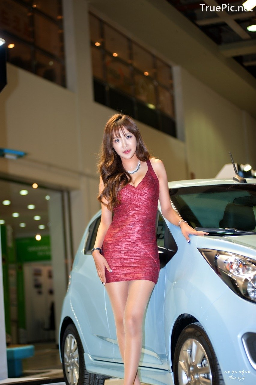 Image Korean Racing Model - Jo In Young at Green Energy Expo - TruePic.net - Picture-1