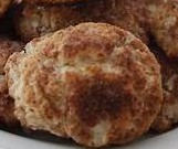 CINNAMON AND SUGAR BISCUITS