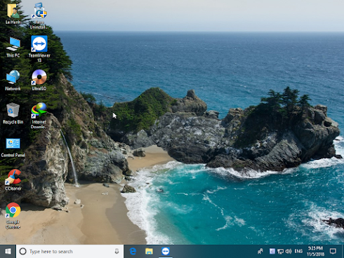 Bộ cài Windows 10 Pro for Workstation, Version 1803, OS Build 17134.345 (64-bit)