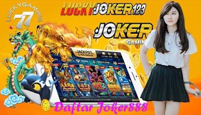 Daftar Joker888 Mesin Slot Online Berikan Jackpot Jutaan Rupiah