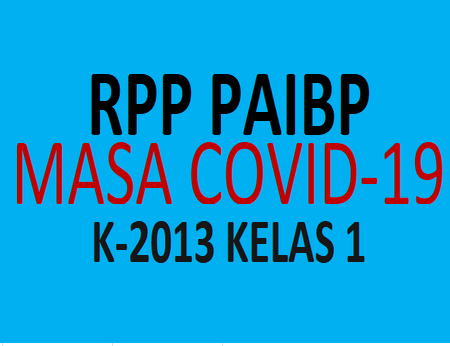 RPP Masa COVID-19 PAIBP Kelas 1
