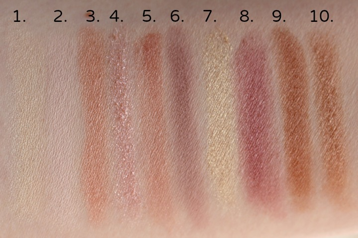 Revealed Matte Eyeshadow Palette by Coastal Scents #8