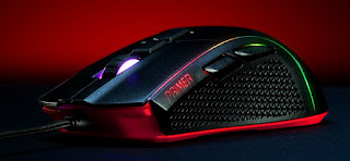 XPG PRIMERD Mouse Mold Prevents Sweat