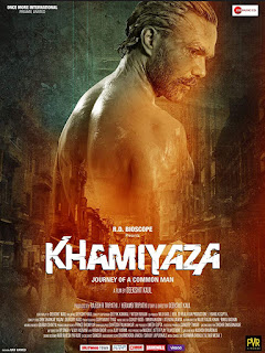 Khamiyaza (2019) Full Hindi Movie Download 720p HDRip