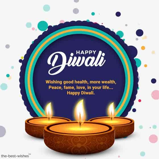 happy diwali message