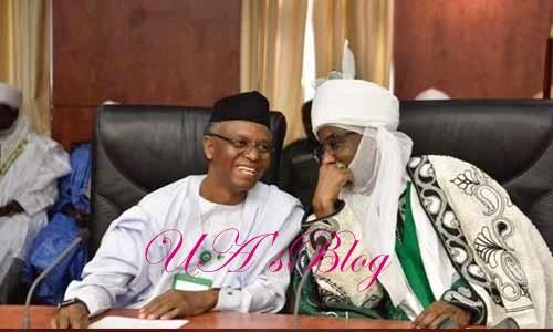 El-Rufa'i gives dethroned emir Sanusi appointment