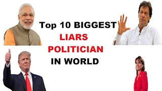 Ahli politik wajib menipu?