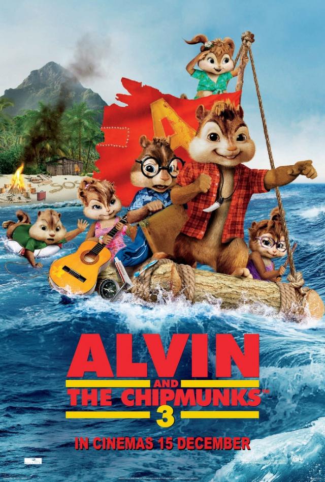 alvin e os esquilos dublado rmvb