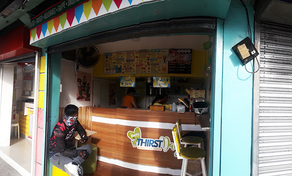 Happythirstday store